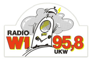 Radio Würzburg 1 Logo