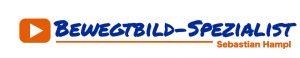Logo Sebastian Hampl Bewegtbild-Spezialist, Videoproduktion